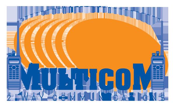 Multicom 2-Way Communications Logo